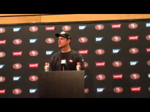 Jim Harbaugh final press conference as 49ers head coach
