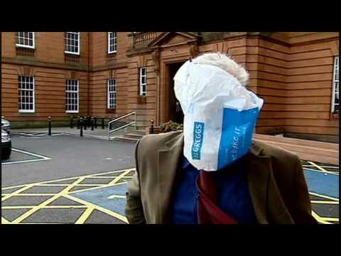 A Plastic Bag Interrupts A Dull Interview