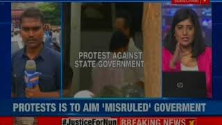 DMK president MK Stalin announces a state wide protest today - NEWSXLIVE