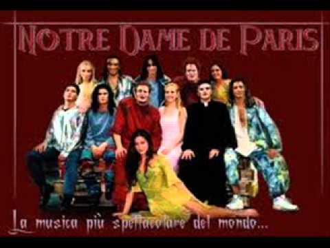 Notre Dame de Paris - Parlami di Firenze - base karaoke instrumental con testo