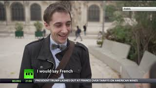 Trump: US makes 'excellent' wine... But what do Parisians have to say? - RUSSIATODAY
