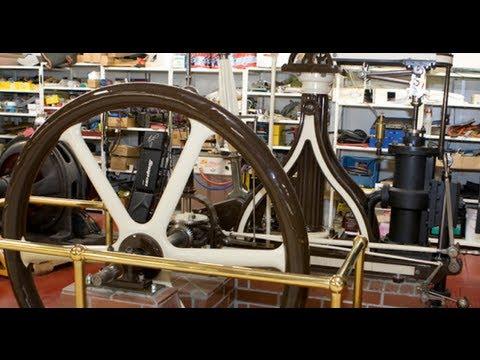 1832 Steam Engine - Jay Leno's Garage