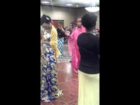 Somali bantu wedding in Portland, oregon 2014