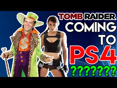 Is Tomb Raider Coming to PS4?