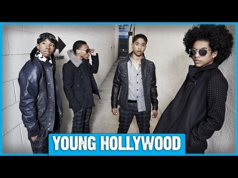 Mindless Behavior Loves Coco Jones!