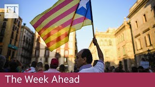 UK reports GDP, Catalonia votes, FedEx results - FINANCIALTIMESVIDEOS