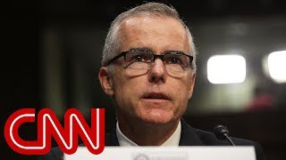 Journalist: The real reason Trump wanted McCabe fired - CNN