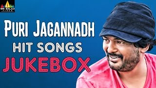 Puri Jagannadh Hit Songs Jukebox   Video Songs Back to Back   Sri Balaji Video - SRIBALAJIMOVIES