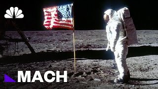 160 Beats Per Minute: The Final, Frantic Moments Before The Historic Moon Landing | Mach | NBC News - NBCNEWS