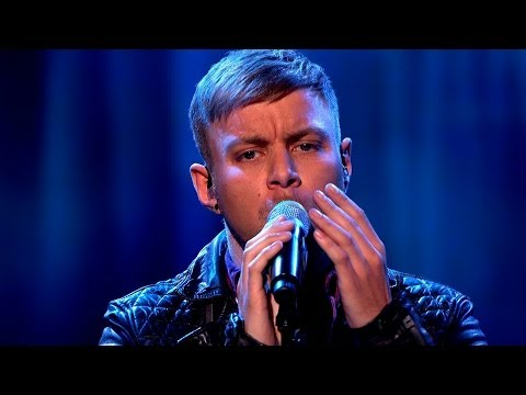 Lee Glasson performs 'Help Me Make It Through The Night' - The Voice UK 2014 - BBC One