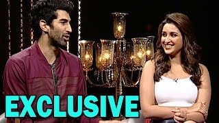 Aditya Roy Kapoor and Parineeti Chopra's EXCLUSIVE INTERVIEW | Daawat-e-Ishq Movie