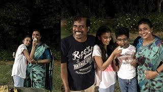 Actress Roja Daughter Anshu Birthday Celebrations | Tollywood Updates - RAJSHRITELUGU