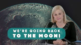 NASA wants to take humans back to the moon | Watch This Space - CNETTV