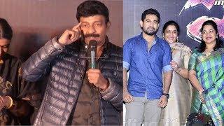 రాజశేఖర్ స్పీచ్ సూపర్ || Vijay Antony's Indrasena audio launch || Rajasekhar || Radhika Sarath Kumar - IGTELUGU