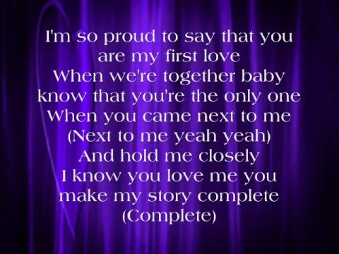 My First Love Tynisha Keli Lyrics 