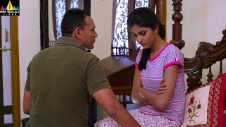 Degree College Movie Scenes | Sri Divya with her Father | Latest Movie Scenes | Sri Balaji Video - SRIBALAJIMOVIES