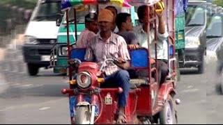 Auto drivers laud court ban on e-rickshaws - NDTVINDIA
