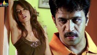 Singamalai Movie Scenes | Arjun Teasing Meera Chopra | Telugu Movie Scenes | Sri Balaji Video - SRIBALAJIMOVIES