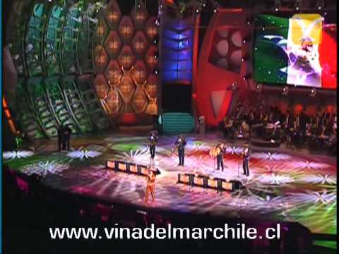 Roberto Nuñez, Mi Nombre es México, Festival de #ViñadelMar 2006, Competencia Folclórica
