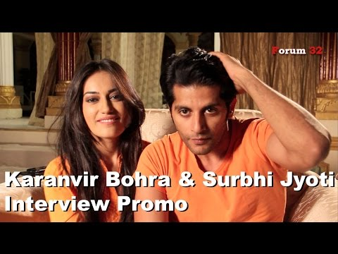 Qubool Hai | Interview | Karanvir Bohra and Surbhi Jyoti