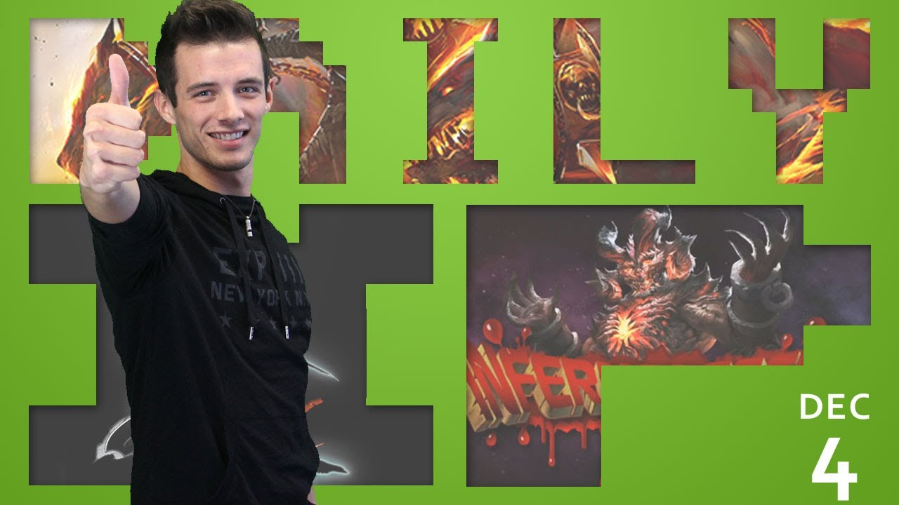 GunZ 2, Inferno Legend, Guild Wars 2 Wintersday  and more! | The Daily XP December 4th