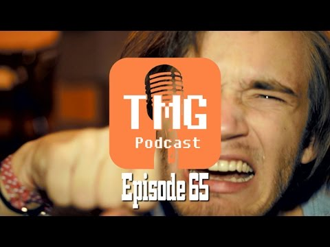 The TMG Podcast Episode 65: Amiibo Cockfight - 01/10/2014