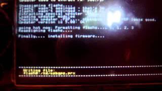 Прошивка PSP 2008 с помощью Recovery Flacher 1.60