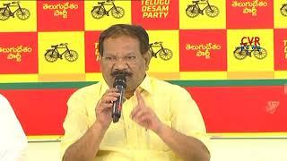 Minister Nakka Anand Babu Blaze On  Ys Jagan | Problems of Tribal Development | CVR News - CVRNEWSOFFICIAL