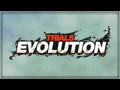 Trials Evolution | Headstarts (Trials Funny Moments)