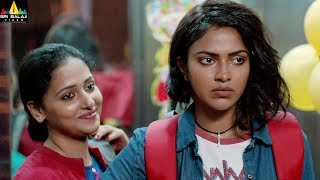 Marana Mrudangam Movie Amala Paul and Anu Entry in Hotel | Latest Telugu Scenes | Sri Balaji Video - SRIBALAJIMOVIES