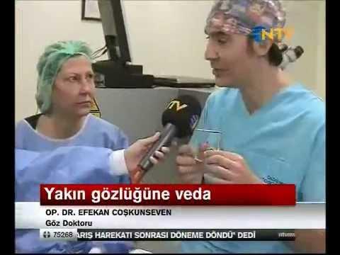 Yakın Görme Probleminde Kamra Inlay Tedavisi, Dr. Efekan Coşkunseven, Dünyagöz