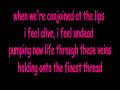 Violent Kiss With Lyrics Eyes Set To Kill