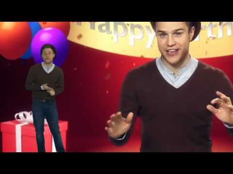Olly Murs - Celebrity Fastcard (Happy 16th Birthday)