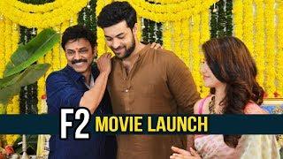 F2 Movie Opening | Varun Tej | Venkatesh | Mehreen | TFPC - TFPC