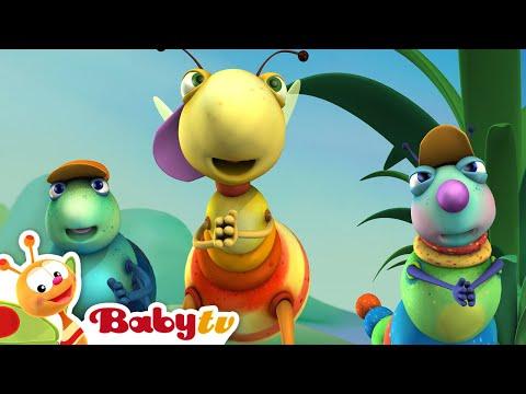 Banda Dos Insetos - É um Rap,  BabyTV Brasil