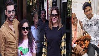 #BollywoodNews: #BiggBoss के बाद शुक्ला, रश्मि, आरती और विशाल आए नज़र
