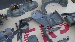 1969 Mustang Restoration Part 27 How To Phospate And Oil
