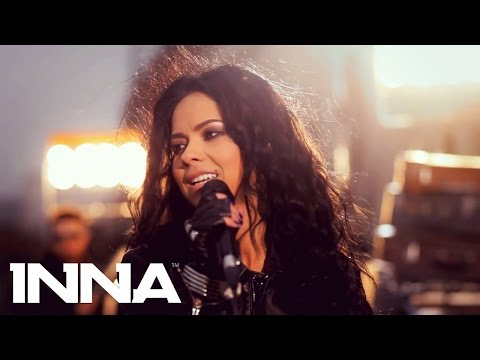 INNA  - Mai Frumoasa - Laura Stoica Cover (Rock the Roof @ Paris)