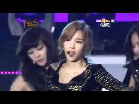 120120 SNSD - The Boys @ 21th Seoul Music Awards