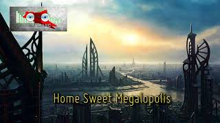 Royalty FreeBackground:Home Sweet Megalopolis
