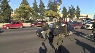 Procesaron a Simulín, el gendarme que simuló ser atropellado