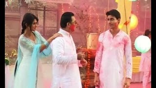 Saraswatichandra : No Holi for Kumud -Saras - BOLLYWOODCOUNTRY
