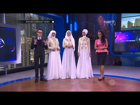 Fashion Hijab ala Dian Pelangi with Barli Asmara