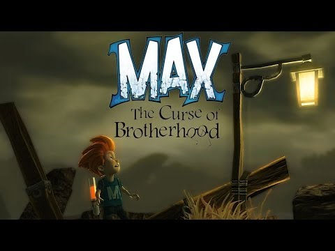Max: The Curse of Brotherhood - Now Playing