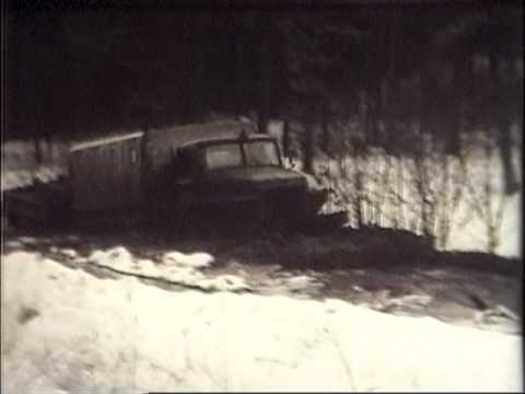 URAL 6 x 6 CCCP off-road trucs. Propaganda movie from year 1972!