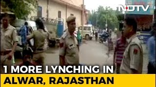 Man Beaten To Death In Rajasthan's Alwar On Suspicion Of Cow Smuggling - NDTV