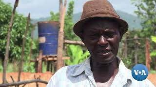Climate Change Threatening Kenya's Smallholder Farm Crop Production - VOAVIDEO