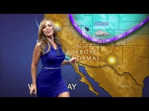 Jessica's Hot Weather Report