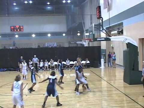 AAU 2010 Division II Nationals 16U - Moore County