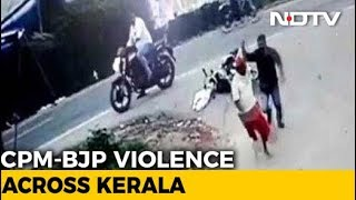 Several Clashes Between CPM, BJP Supporters Reported Across Kerala - NDTV